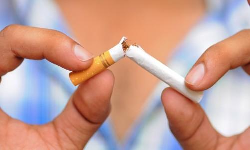Необходимость бросить курить