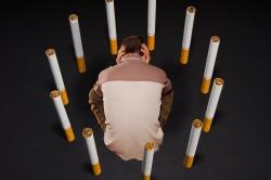 Физиологическая зависимость от сигарет
