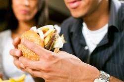Неправильное пища - виновник повышения давления