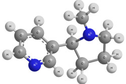 Никотин - компонент жидкости для сигареты