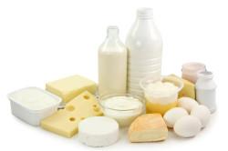 Польза молочных продуктов при отказе от курения