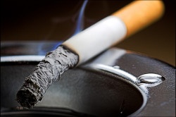 Курение - причина возникновения центрального рака легкого