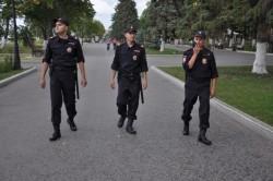 Патрулирование полиции в общественных местах