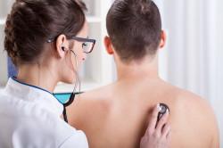 Оценка состояния легких врачом