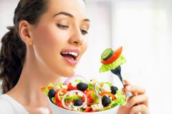 Сбалансированное питание для профилактики появления прыщей